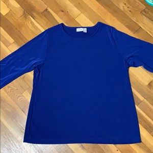 Chico's Easywear Travel Knit Top